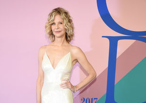 Meg Ryan Makes Rare Public Appearance at CFDA Awards 2017