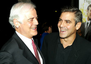 George Clooney's Dad on 'Gorgeous' Grandbabies, and Who They Look Like!