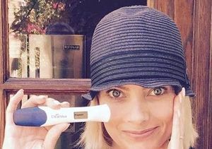 Jaime Pressly Is Pregnant with Twins