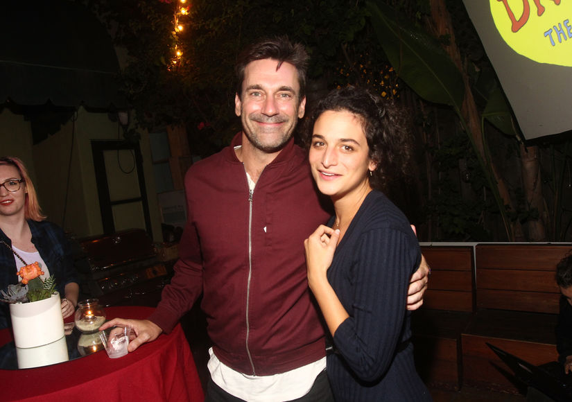 Are Jon Hamm & Jenny Slate Dating?