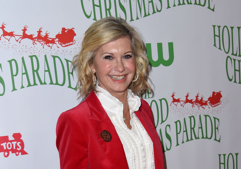Olivia Newton-John Speaks Out on Breast Cancer Battle