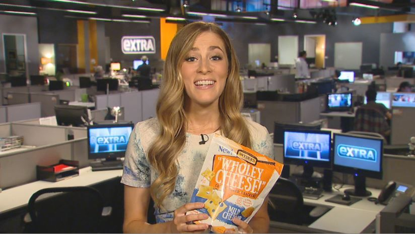 'Extra's' and Snyder's Wholey Cheese! Summer TV Recap!