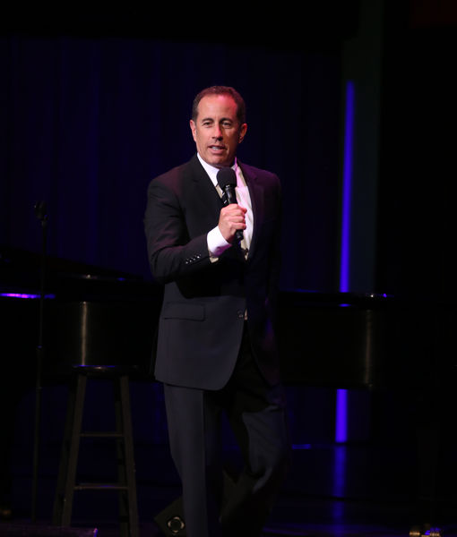 Jerry Seinfeld on Life in Quarantine, New Stand-Up Special, and Talk of a 'Seinfeld' Reboot