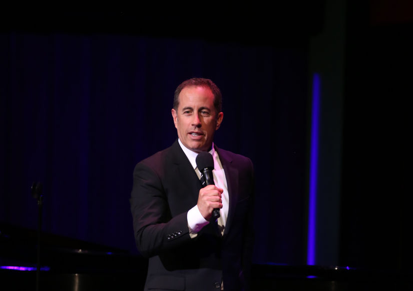 Jerry Seinfeld on Denying Kesha a Hug, and Their Off-Camera Exchange Afterward