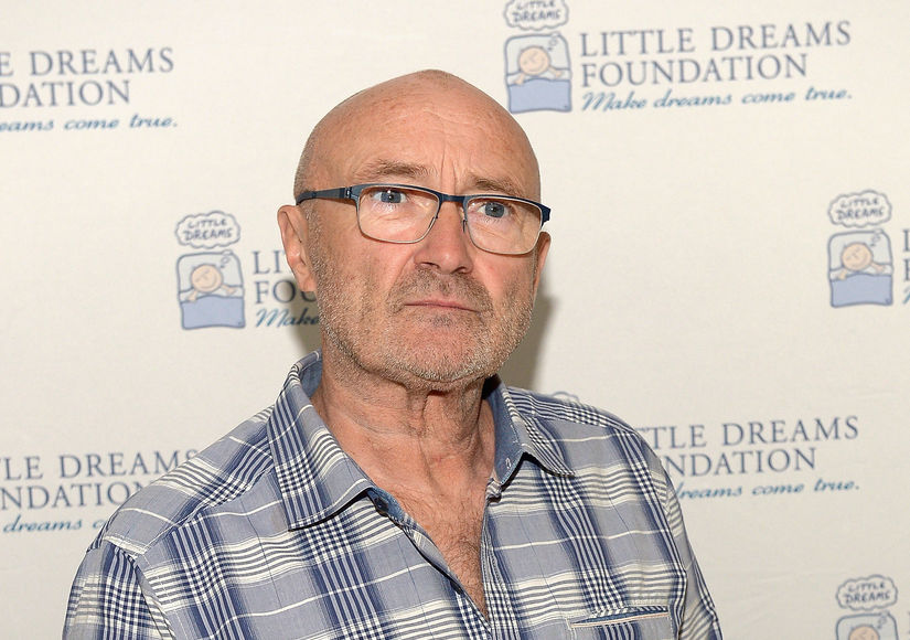 Phil Collins Rushed to the Hospital