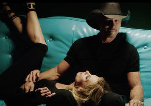 Tim McGraw & Faith Hill's PDA-Packed 'Speak to a Girl' Video