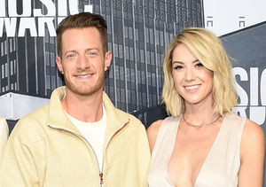 Florida Georgia Line Singer Tyler Hubbard's Wife Debuts Small Baby Bump at CMT…