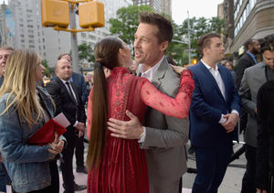 Brad Pitt's Hug Fest at 'Okja' Premiere, Plus: Did He Call Jennifer…