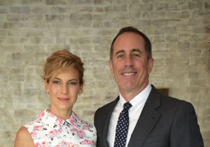 'Extra' Pop Quiz! Jerry & Jessica Seinfeld Dish on Their 18-Year…
