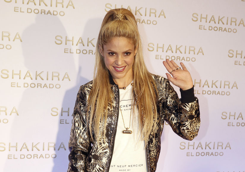 Shakira Suffers Hemorrhage: 'My Nightmare Continues'