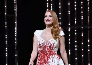 Jessica Chastain Marries in Italy!