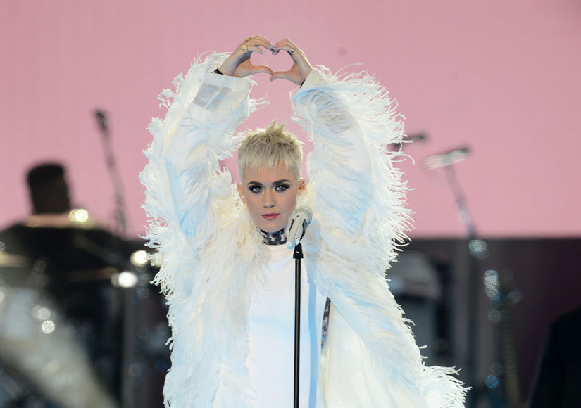 Katy Perry on Taylor Swift: 'I Love Her and I Want the Best for Her'
