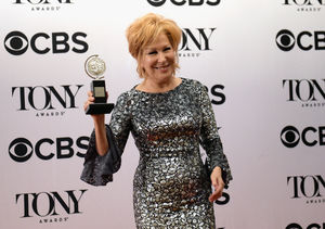 Watch! Bette Midler's Fiery Reaction to Cued Music During Tony Awards…