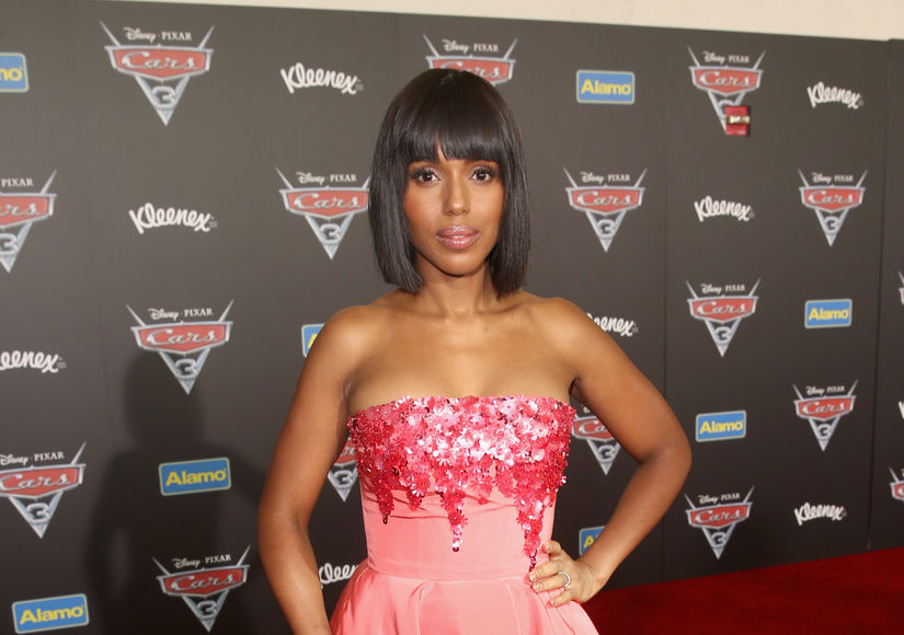 Kerry Washington's Daughter Recognized Her Mom's Voice in 'Cars 3'