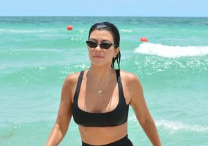 Kourtney Kardashian & Scott Disick's Bikini War of the Exes