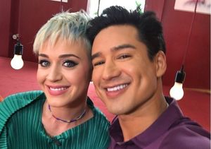 Katy Perry Reveals Her Dream 'American Idol' Judges