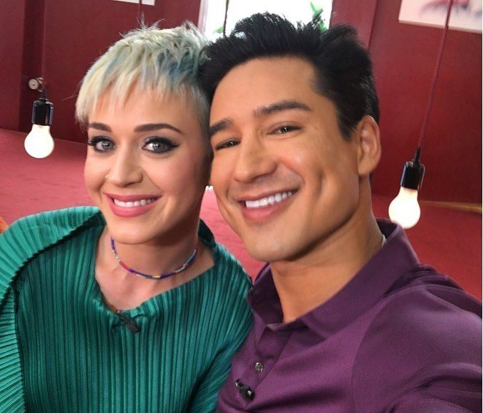 Katy Perry Reveals Her Dream 'American Idol' Judges