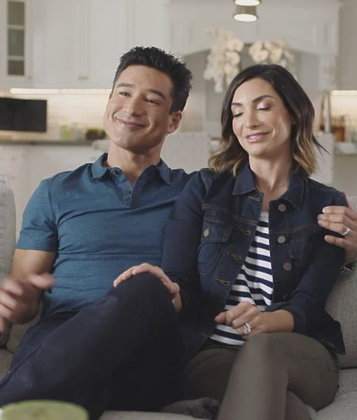 Check Out Mario Lopez's Swiffer Commercial