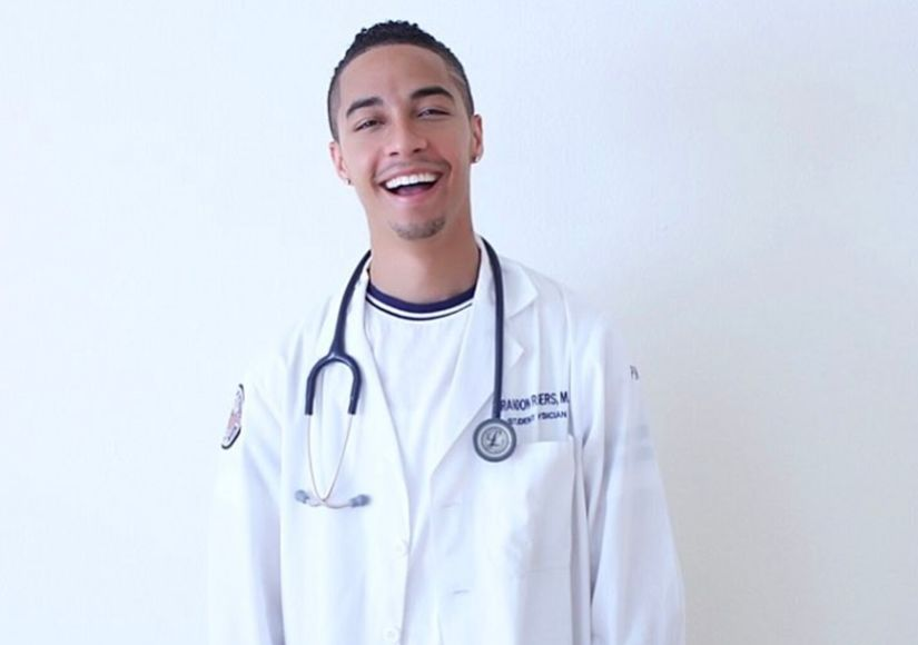 'America's Got Talent' Singer Dr. Brandon Rogers Dead At 29