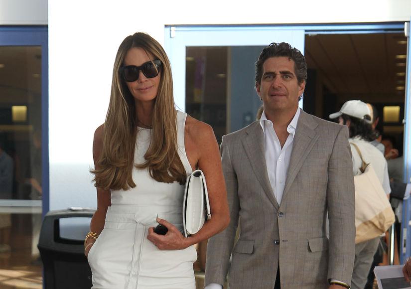 Elle Macpherson Splits with Billionaire Husband Jeffrey Soffer