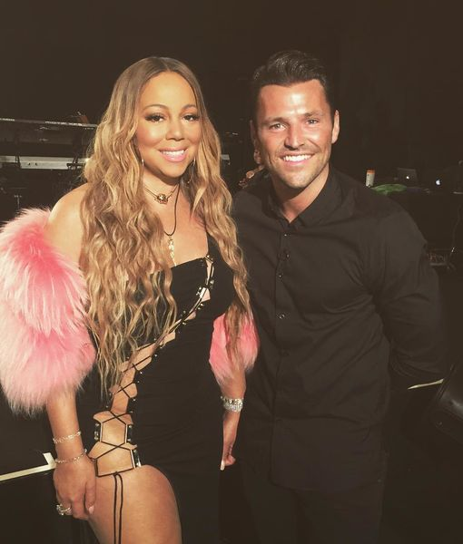 Mariah Carey's Twins Advice for New Parents George & Amal Clooney