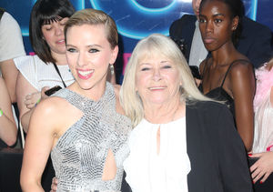 ScarJo Brings Look-Alike Grandma to Premiere, Plus: What She's Saying About…