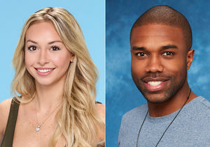 Corinne Olympios and DeMario Jackson's First Words After 'Bachelor in…