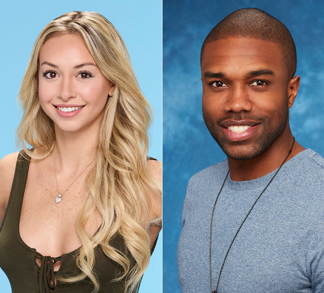 Corinne Olympios Reacts to DeMario Jackson's 'Dancing with the Stars' Rumors