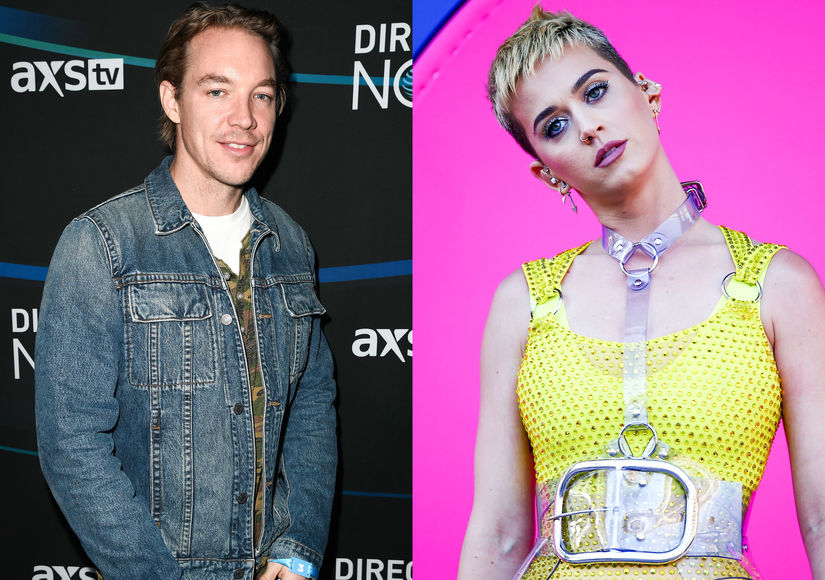 LOL! See Diplo's Response to Katy Perry's Sex Ranking
