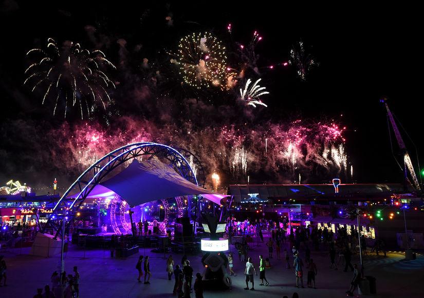 Video! A Look at EDC Las Vegas