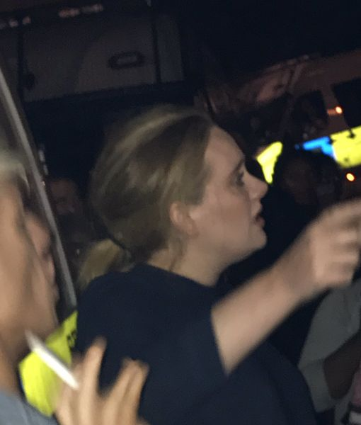 Adele's Emotional Visit to Grenfell Tower After Tragic Fire
