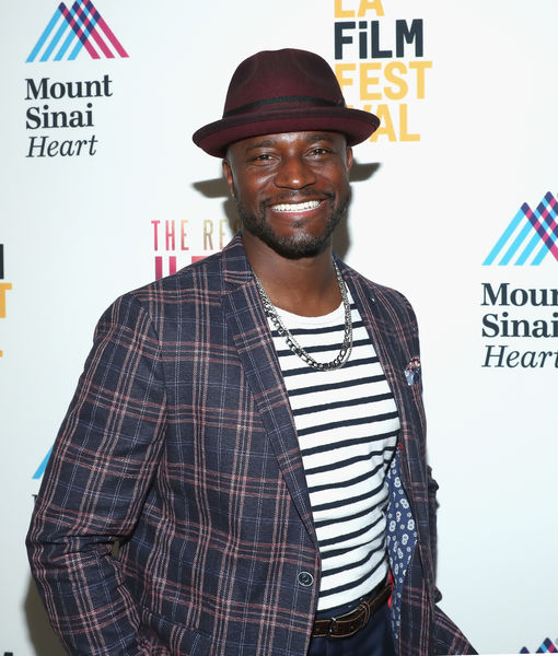 Taye Diggs Wants to Work with Jussie Smollett Again