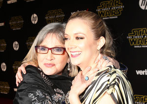 Billie Lourd's Emotional Statement on Mom Carrie Fisher's New Cause…