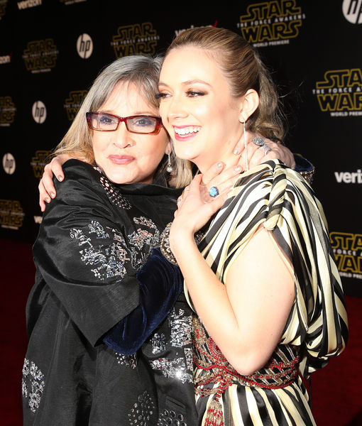 Billie Lourd's Emotional Statement on Mom Carrie Fisher's New Cause of Death…