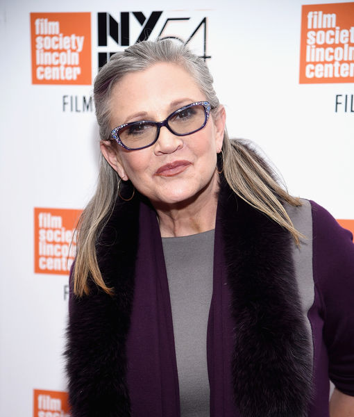 Carrie Fisher's Cause of Death Changed — It Wasn't a Heart Attack