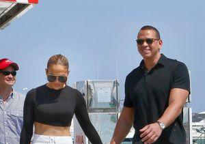 Details of Jennifer Lopez & Alex Rodriguez's Romantic Vacation in Paris