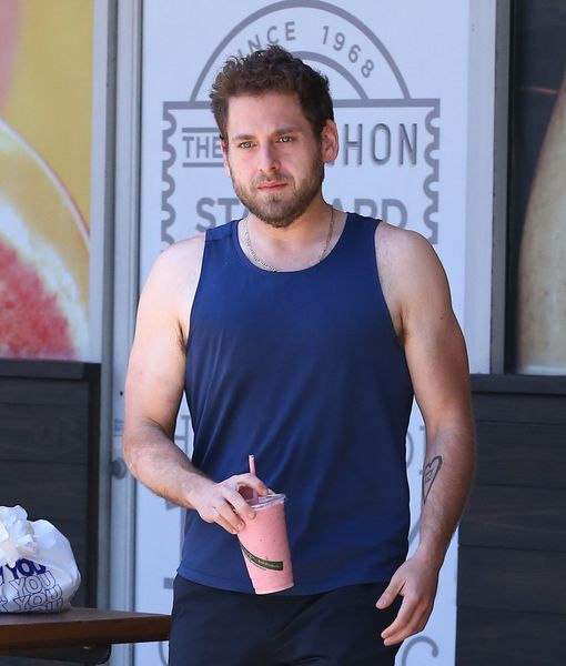 Jonah Hill Is Unrecognizable — See His Slimmed-Down, Toned-Up Body!