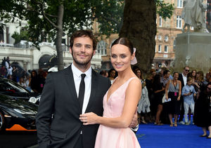 Sam Claflin & Laura Haddock Expecting Baby #2 — See Her Baby…