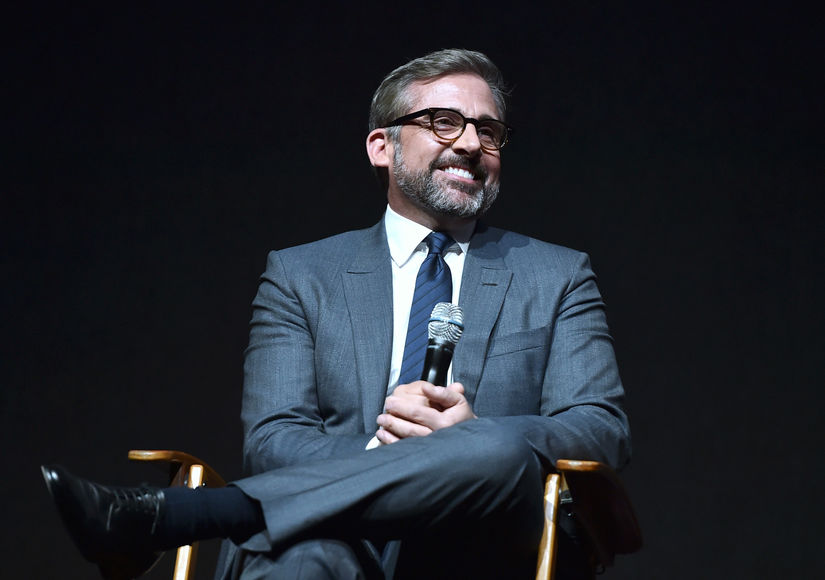 Steve Carrell on His Not So Funny Joke About 'The Office' Returning