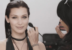 How to Recreate Bella Hadid's Rock 'n' Roll Look