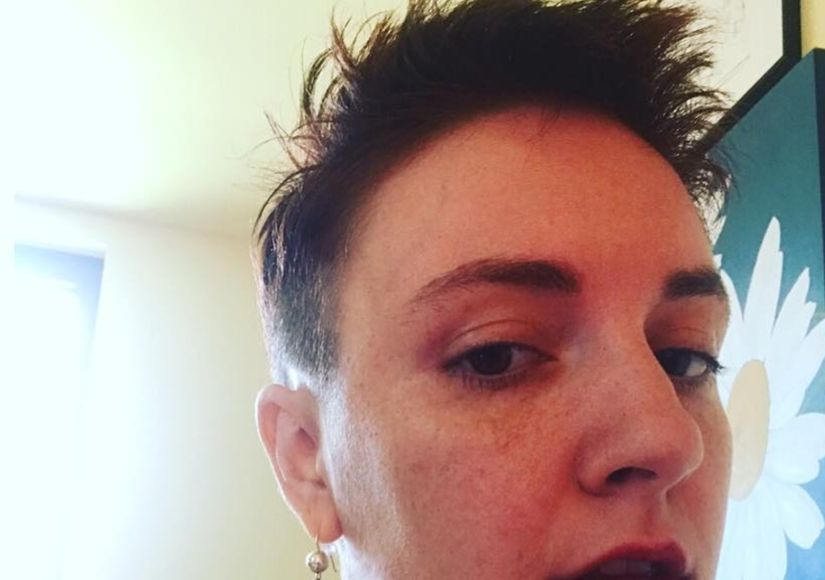 Lena Dunham Tries a Bold New Look for Summer!