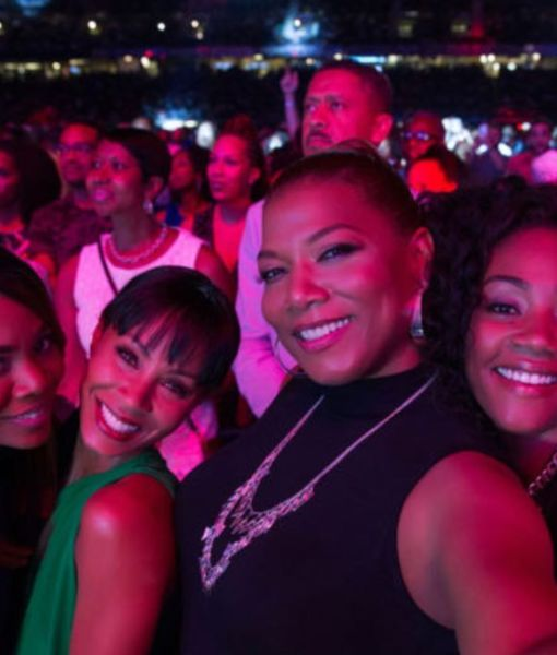 Chilling with the Cast of 'Girls Trip' on Set in New Orleans