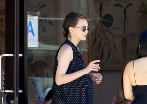 Carey Mulligan Fuels Rumors — Is She Pregnant with Baby #2?