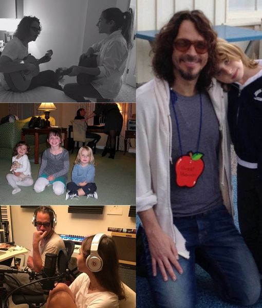 Chris Cornell's 12-Year-Old Daughter Pens Emotional Letter to Him