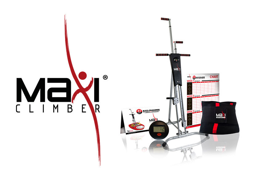Win It! A Vertical Climber from MaxiClimber