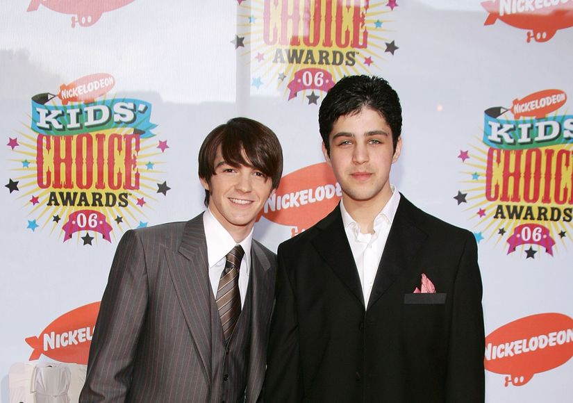 Former Nickelodeon stars Drake & Josh aren't friends anymore