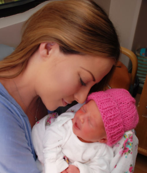 Edyta Śliwińska Gives Birth to Baby #2 — See Her First Pic!