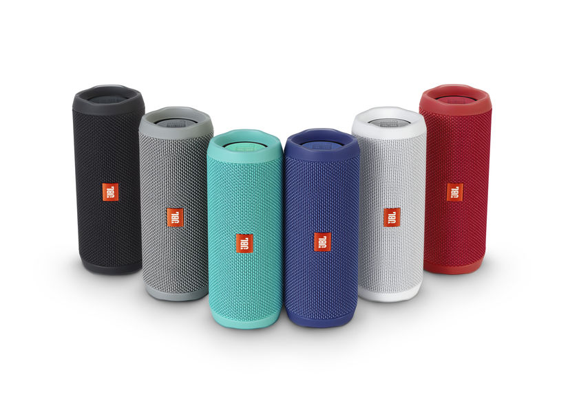 Win It! A JBL Flip 4 Portable Bluetooth Speaker