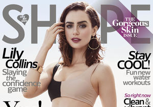 Lily Collins Talks About New Anorexia Movie and Her Own Battles with…