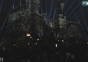 First Look at Universal Studios Hollywood's 'The Nighttime Lights at Hogwarts…